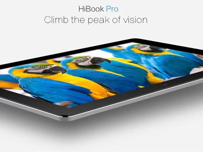 Chuwi Hibook pro : revue de la version améliorée