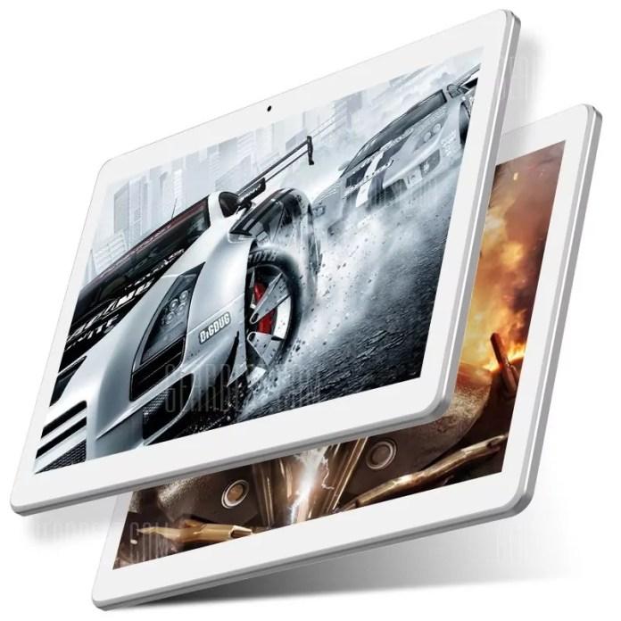 Cube T12 : La tablette 3G qui fait téléphone