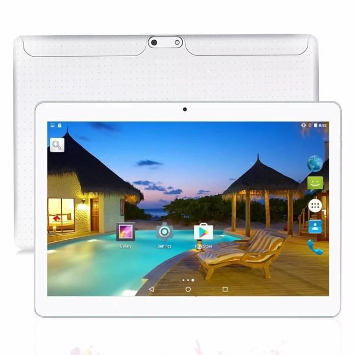 Yuntab k107 : la tablette double sim Quad Core