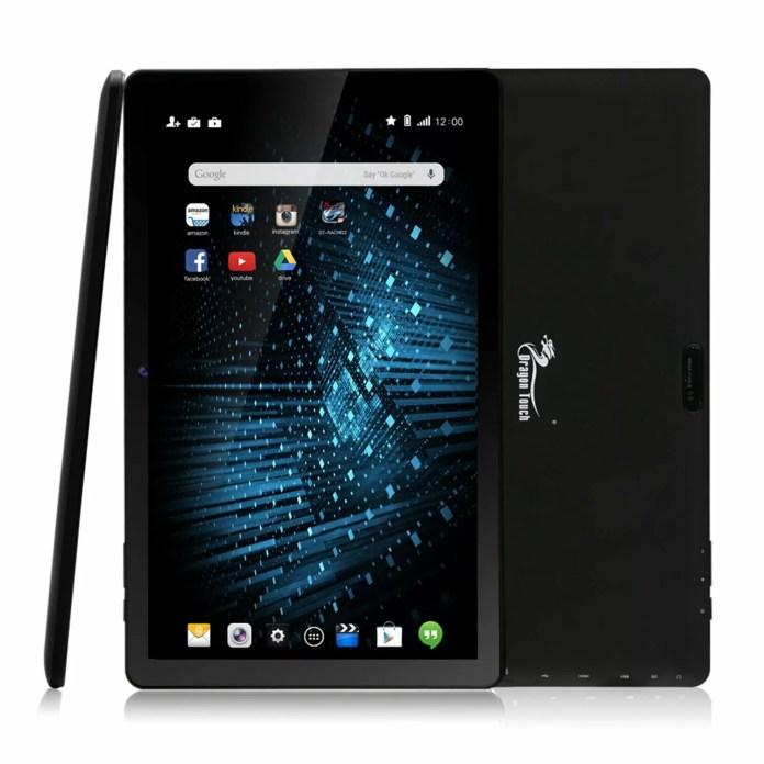 Dragon Touch X10 : 8 coeurs pour cette tablette