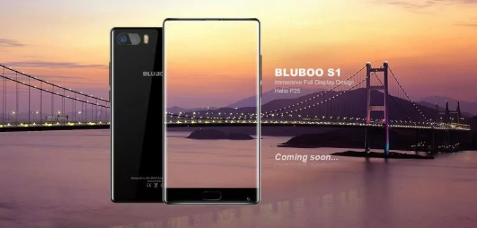 Bluboo S1 : Un smartphone sans cadre pour moins de 120€
