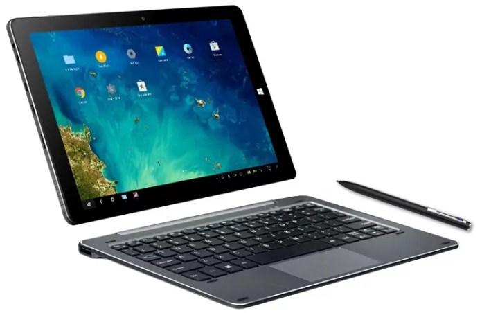Chuwi Hi10 Pro : Portable avec clavier détachable