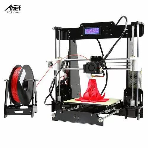 Anet A8 : l'imprimante 3D performante et pas cher