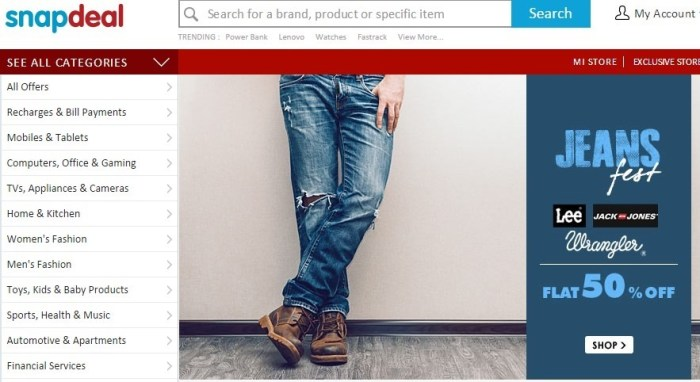 snapdeal-fashion