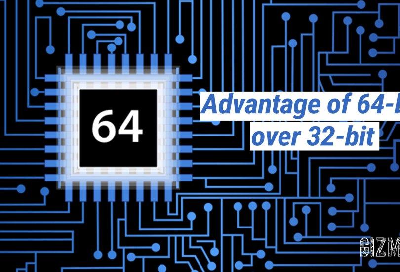 64 bit Computer Architecture