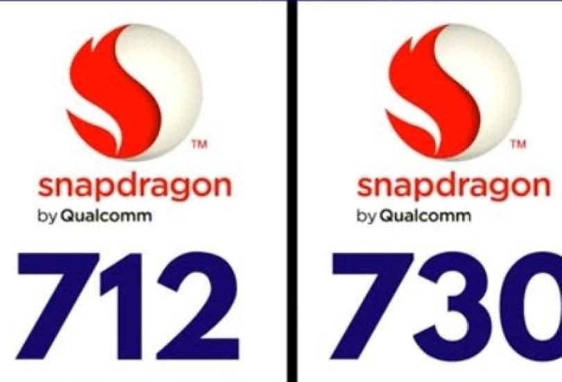 Qualcomm Snapdragon 7 series processor comparison