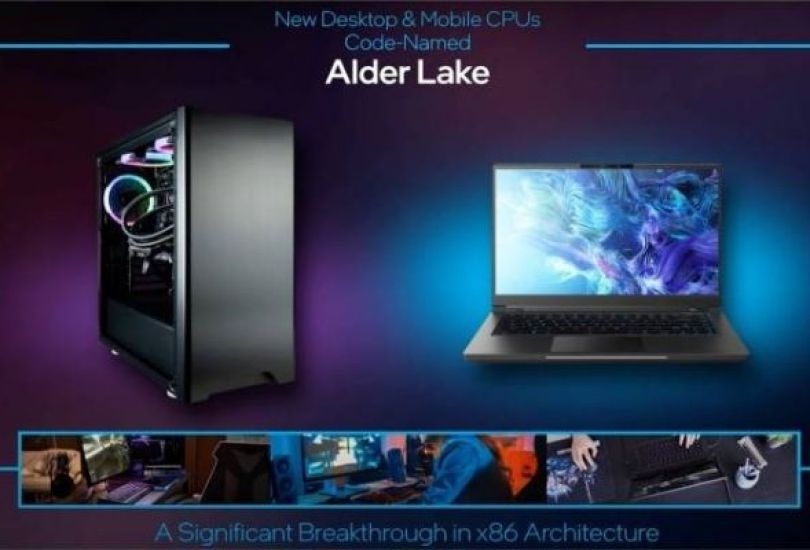Intel's Alder Lake Chipset