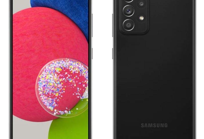 Samsung Galaxy A52s 5G Virtual RAM
