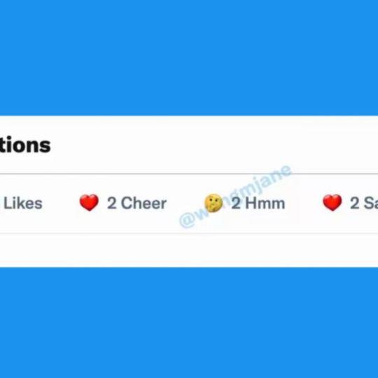 Twitter Tweet Reactions