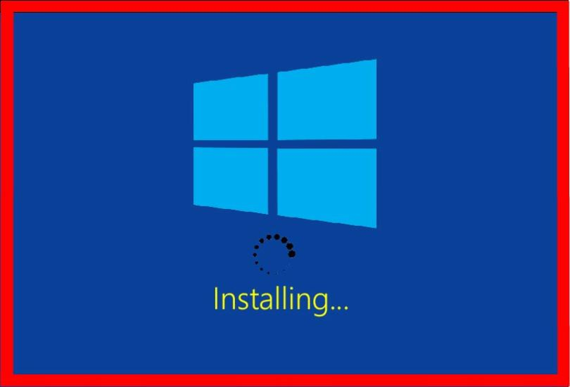 Install Windows Easily with USB