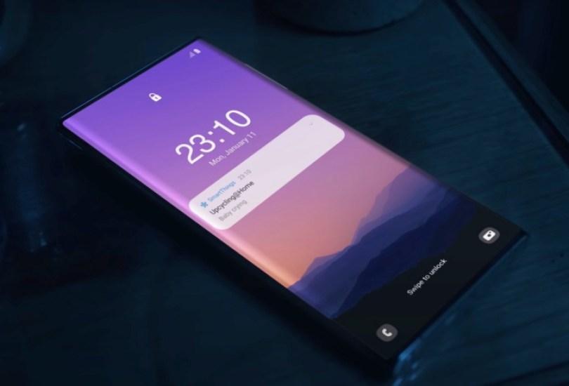 Samsung Fuchsia OS