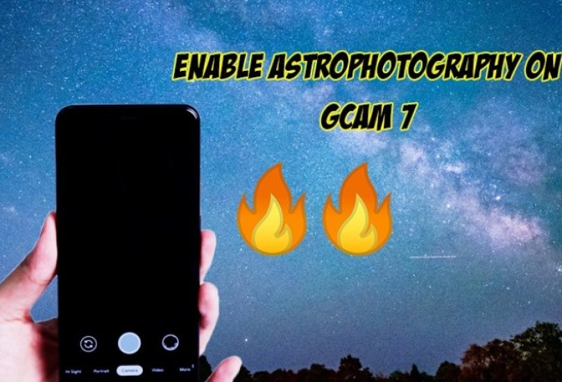 Gcam Astrophotography