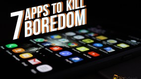 Apps to kill boredom
