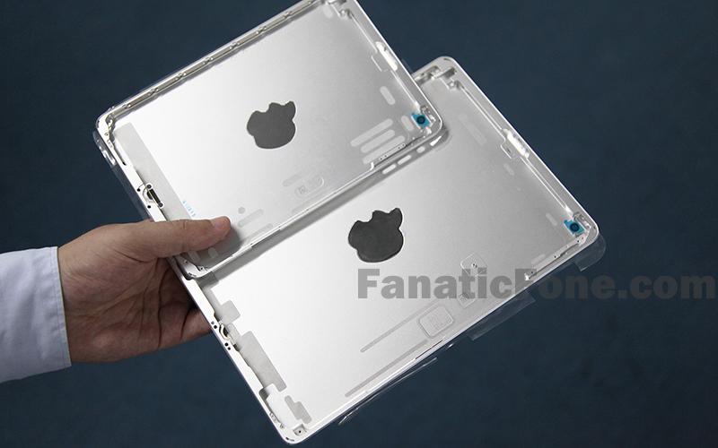 iPad Mini 2 rear panel leaked
