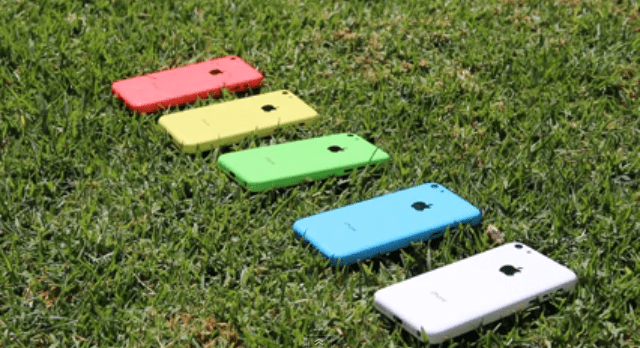 iphone 5c video