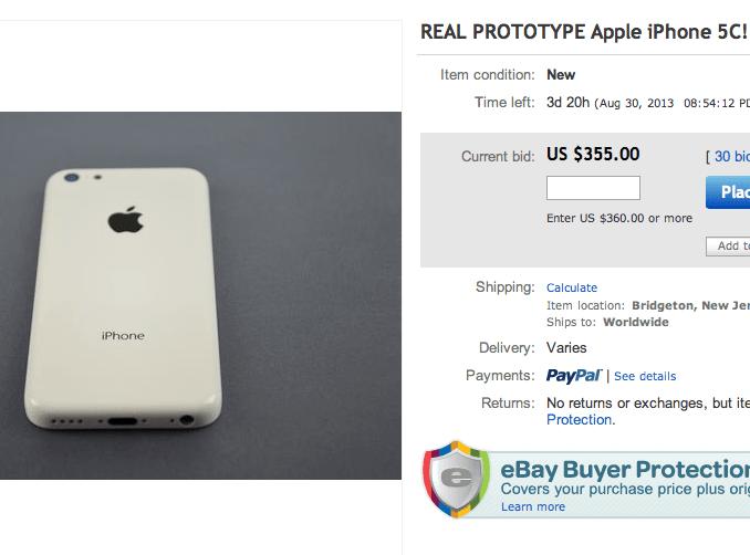 iphone 5c price ebay