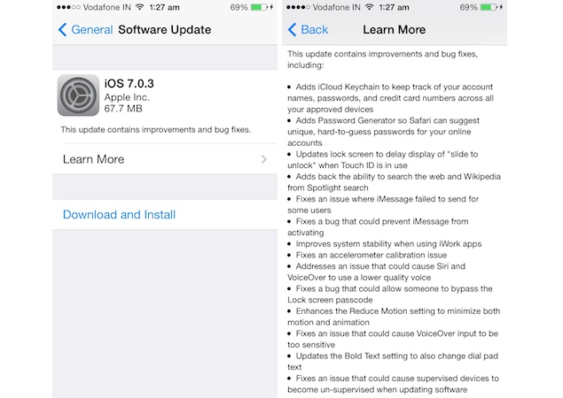 download links ios 7.0.3