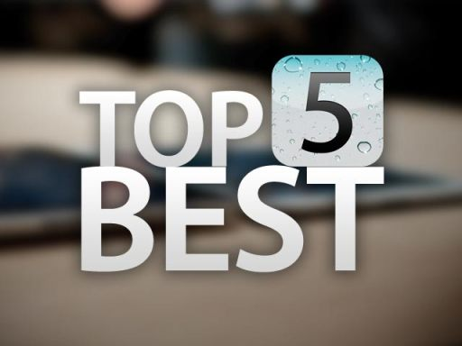 top 5 smartphones