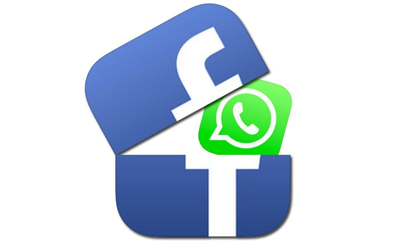 whatsapp google Facebook