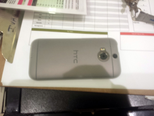 new htc one leaked
