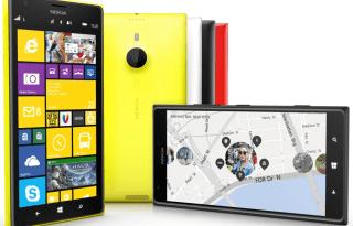 lumia 1520 test