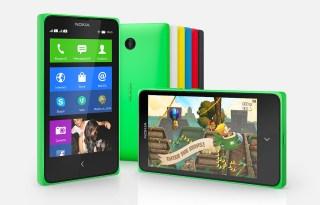 Nokia X +