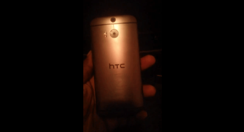 htc m8 video leaks