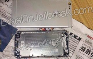 iphone 6l rear shell