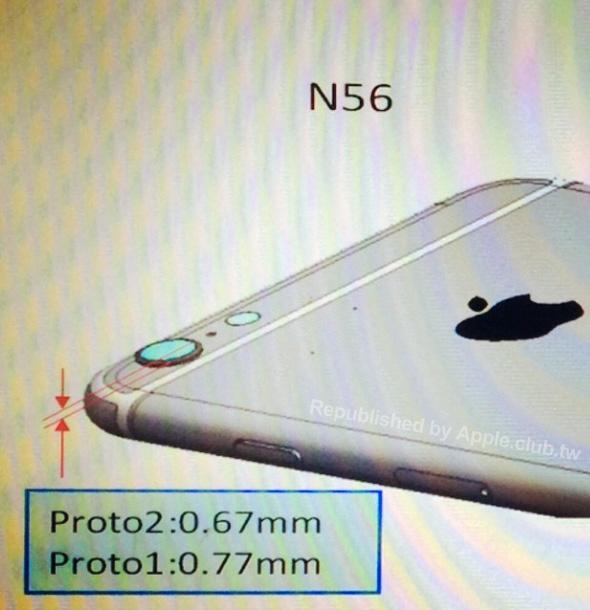 iphone 6 camera lens