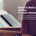 New Moto X