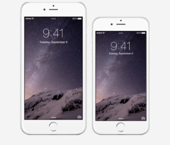 iPhone 6 commercial camera size
