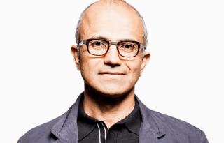 Satya Nadella Xiaomi's CEO Lei Jun