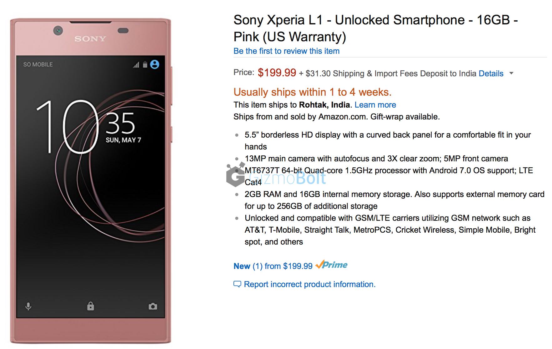 Sony Phone Warranty Check