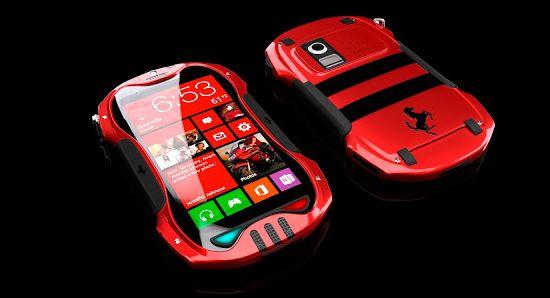 GB Navigator Luxury Smartphone