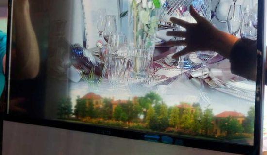 Hisense Transparent 3D display_02