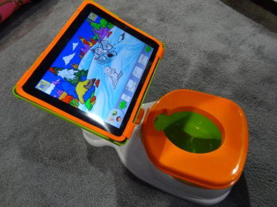 iPotty iPad stand_01