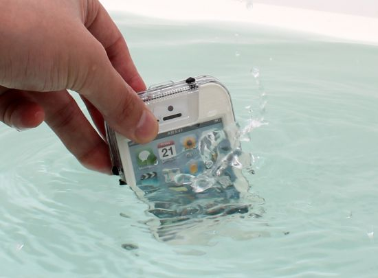 V-Lock3 – IPX7 waterproof iPhone 5 case