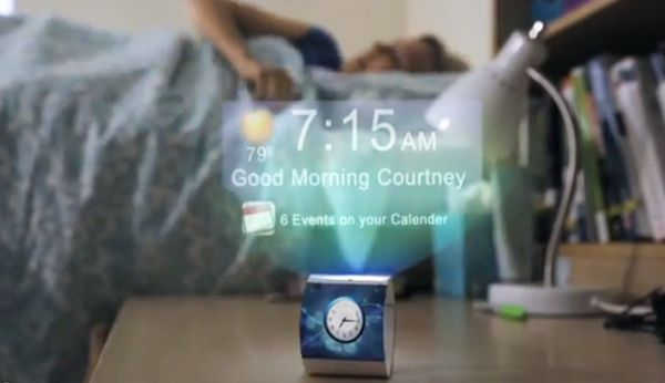 iWatch concept by Zach King