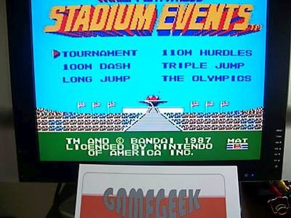 Stadium Events by Nintendo
