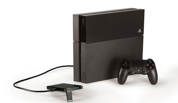 Sony PS4 Projector