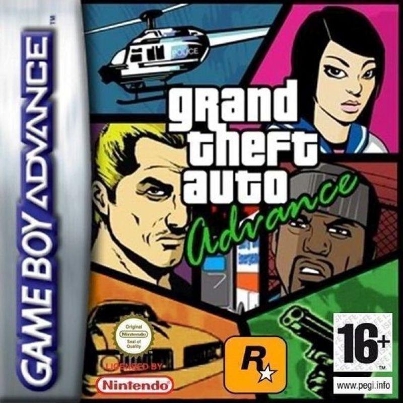 Grand Theft Auto Advance (2004)