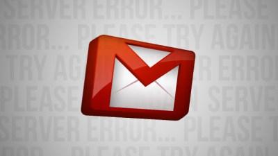 Gmail fora do ar? Não priemos cânico!