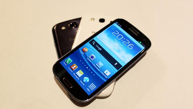 Galaxy S III.