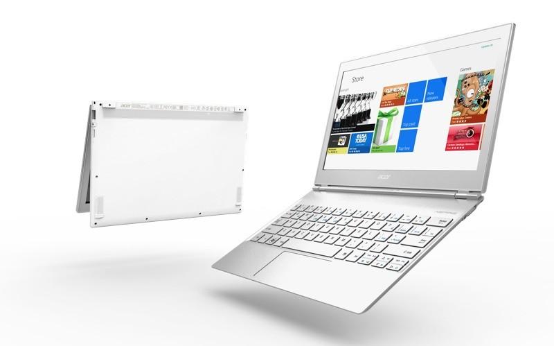 Ultrabook Acer Aspire S7 com touchscreen