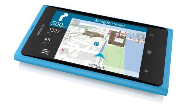 Mapas da Nokia para todos Windows Phone 8.