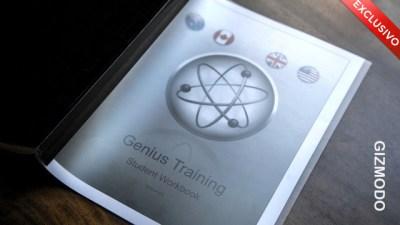 Manual secreto dos Geniuses.