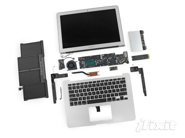 macbook air 2013 ifixit 2
