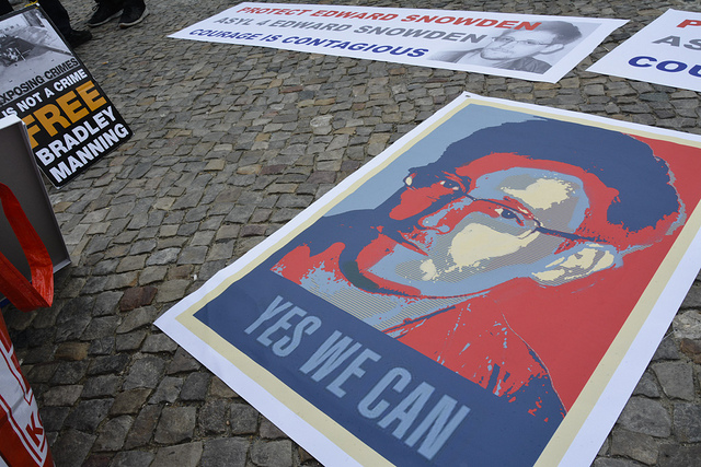 snowden yes we can