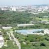 Vista da Universidade de São Paulo