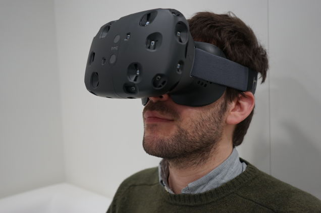 HTC Vive - hands-on (4)